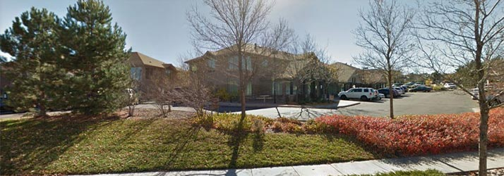 Chiropractic Lone Tree CO Office Building